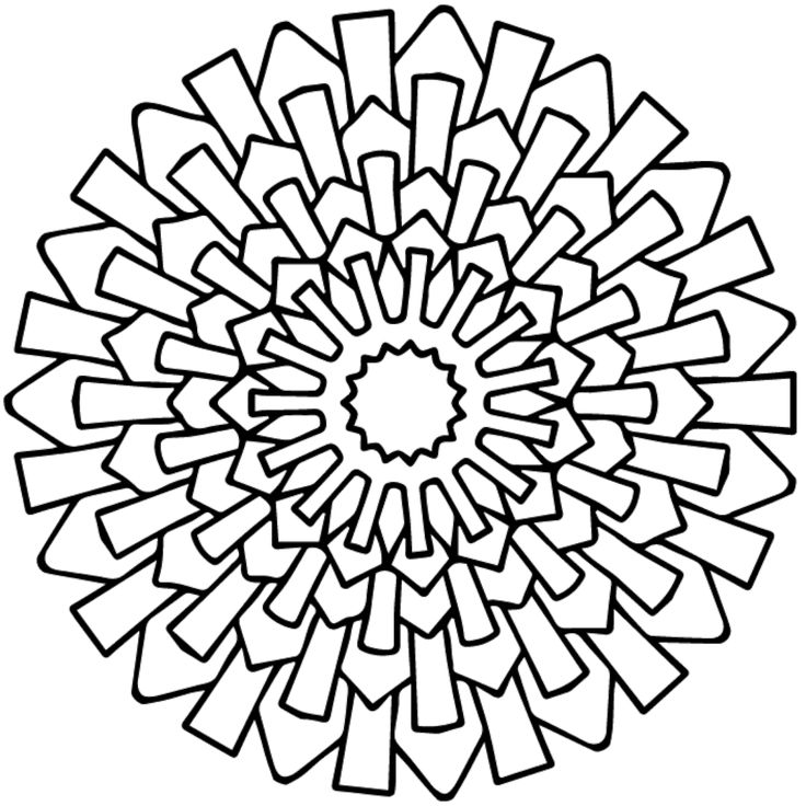 168 best images about printable mandalas to color