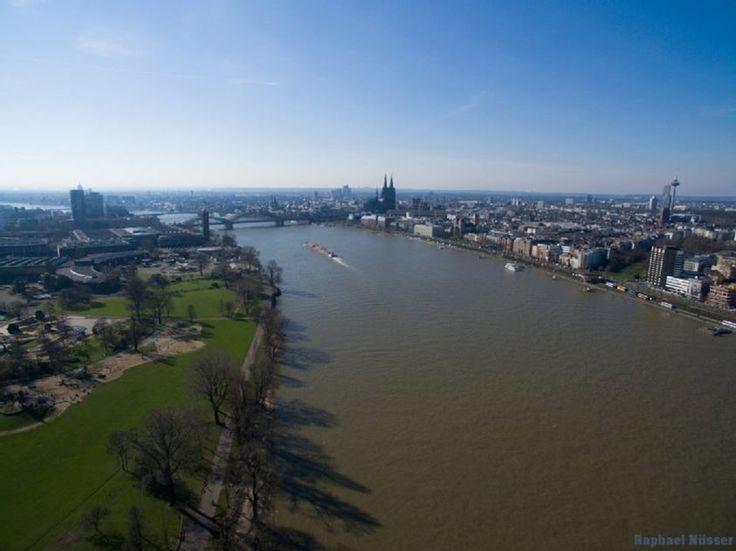 Fresh Der Ausblick im Rheinpark