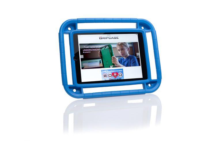 Gripcase for iPad Air 1 & 2 - Blue