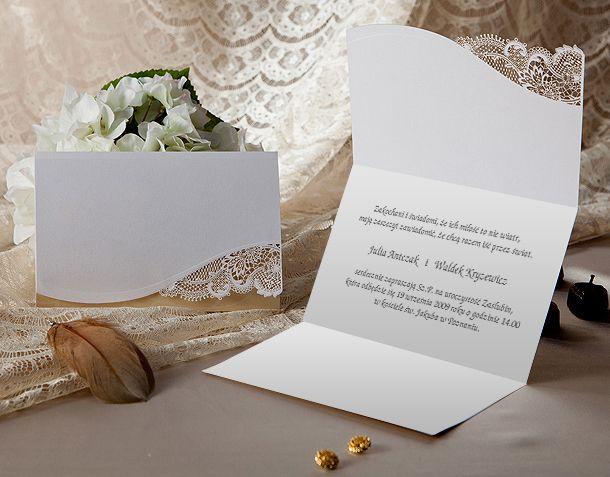 Svatební oznámení K4005 - Svatba dekor