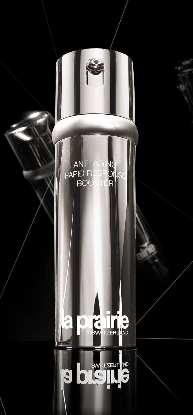 Reverse the effects of aging with La Prairie's Rapid Age-Defying booster.