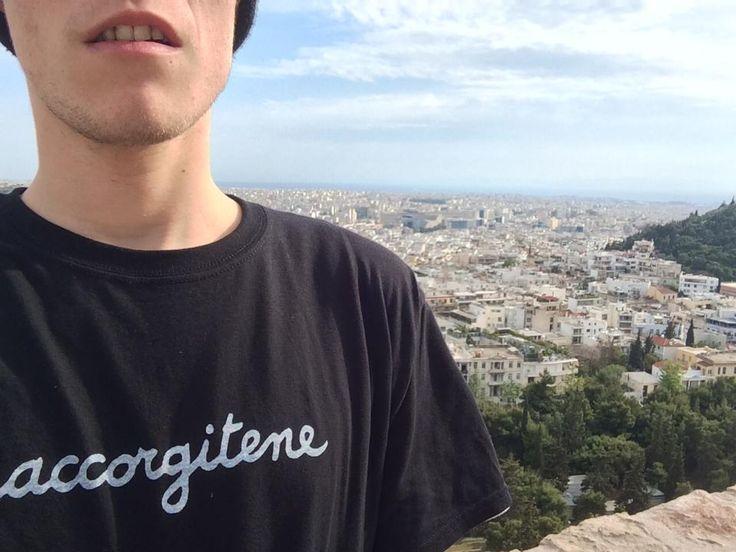Aristotelis...  #accorgitene #grecia #tshirt