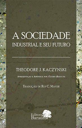 """THEODORE J. KACZYNSKI - Nascido em Chicago em 1942, Ted Kaczynski graduou-se na Universidade Harvard, obteve o título de PhD em matemática pela Universidade de Michigan e lecionou na Universidade da Califórnia. Depois disso, mudou-se para Montana, onde procurou levar uma vida de afastamento, simplicidade e autossuficiência. Considerado pelo FBI como um """"terrorista doméstico"""", e chamado """"The Unabomber"""","""