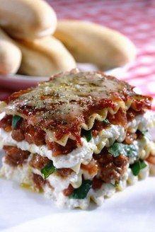 Lasagnes aux légumes : un plat unique savoureux, équilibré et plus facile à préparer que les lasagnes classiques !