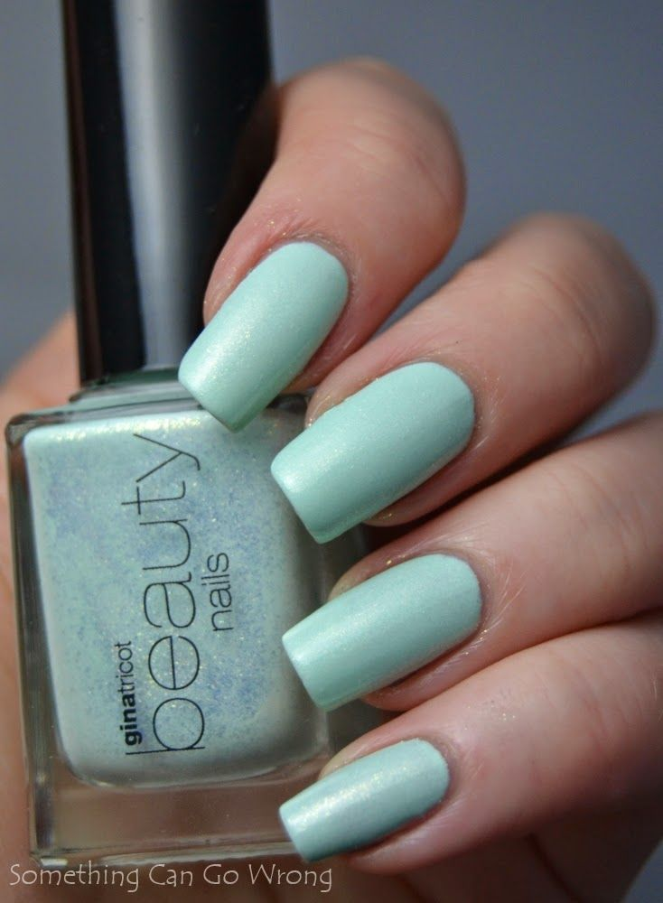 Gina Tricot - 130 Shimmer Mint