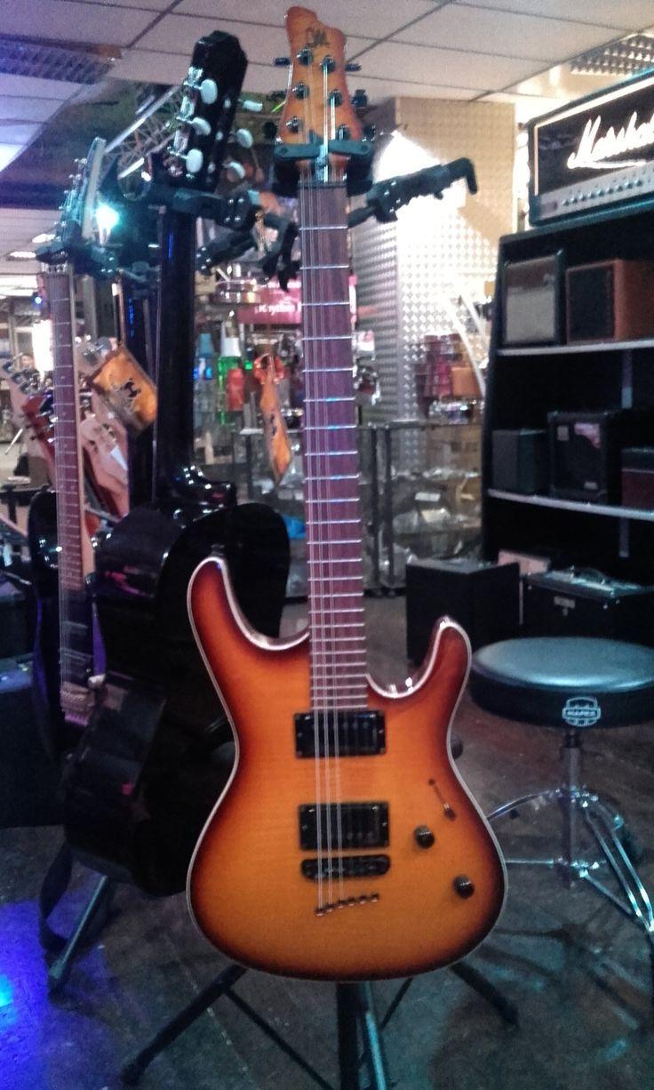 Mayones Setius SE Series electric guitar