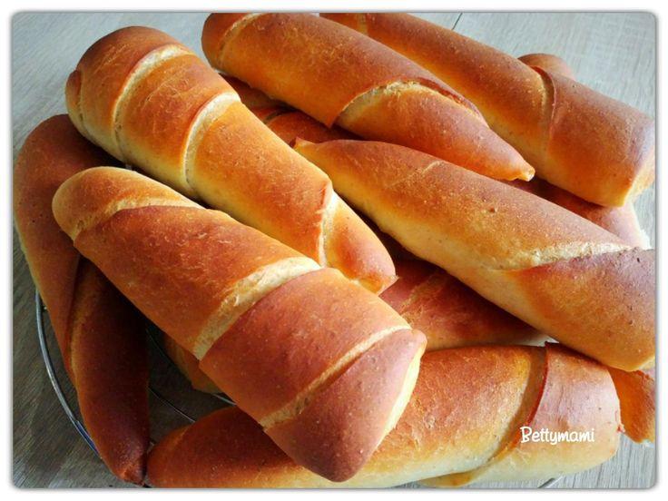 Hotdog kiflik | Betty hobbi konyhája