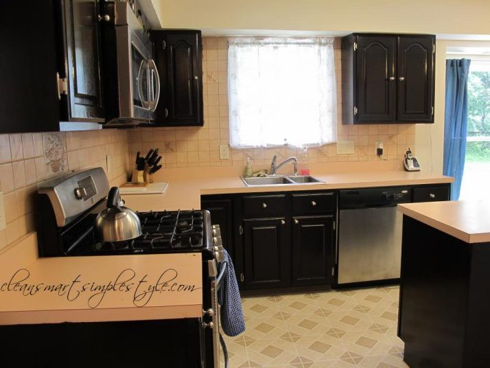 Kitchen Cabinets Java Color top 25+ best stained kitchen cabinets ideas on pinterest | kitchen