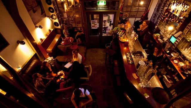 Skek- a student run bar in Chinatown