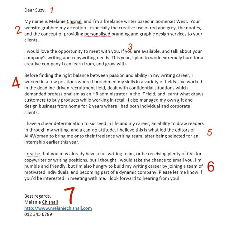 18 Best Cover Letter Images On Pinterest | Resume Ideas, Resume