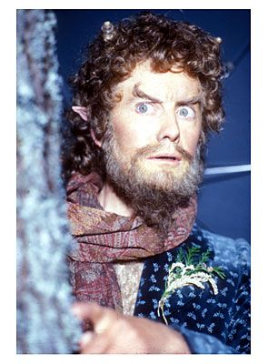 Mister Tumnus from C.S. Lewis stories of Narnia - The Lion, the Witch, and The Wardrobe (BBC 1988-).