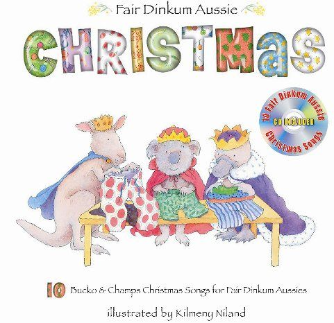 Fair Dinkum Aussie Christmas - Illustration Kilmeny Niland