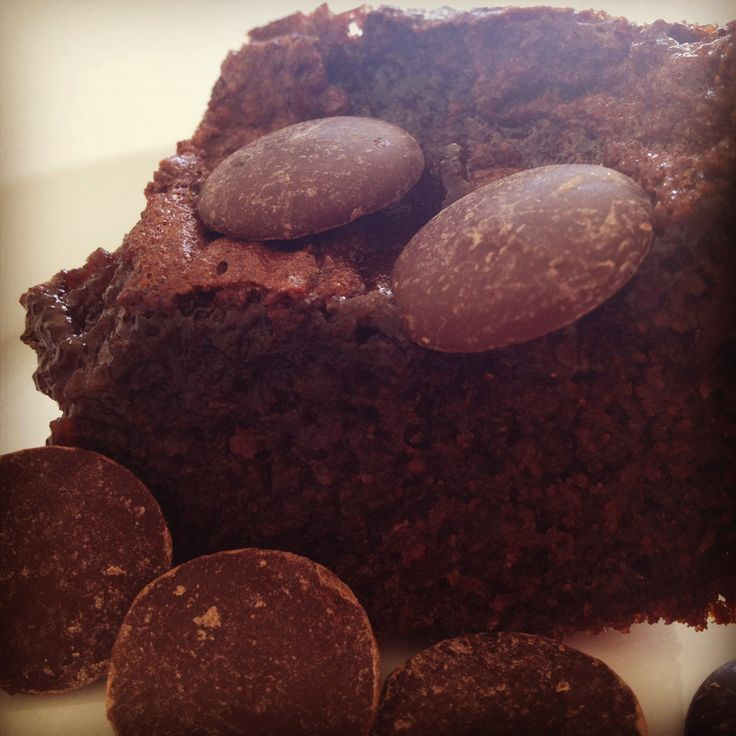 Paleo Sweet Potato Brownies | Healthy Brownie Recipes | Pinterest