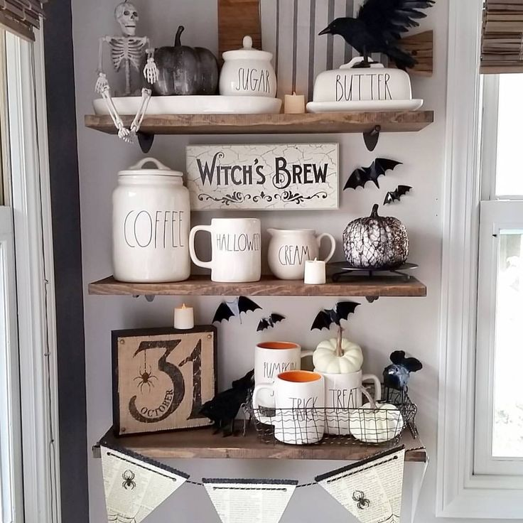Best 25+ Halloween Home Ideas On Pinterest