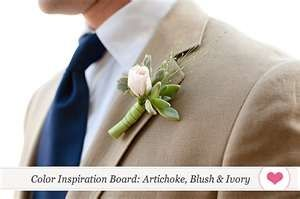 Slowly becoming a fan of the tan tux with the blush flower and navy tie. @ Wedding Day Pins : You're #1 Source for Wedding Pins!Wedding Day Pins : You're #1 Source for Wedding Pins!