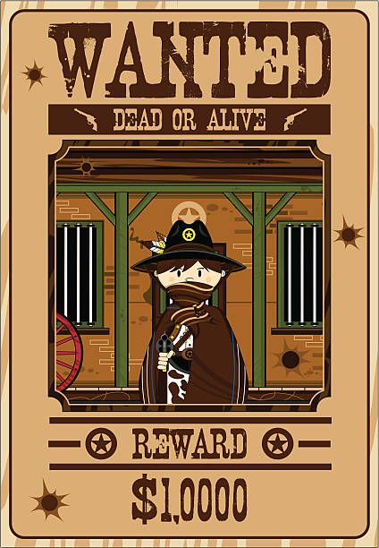 566 best Cowboy Printables images on Pinterest Cowboys, Sheriff - printable wanted posters
