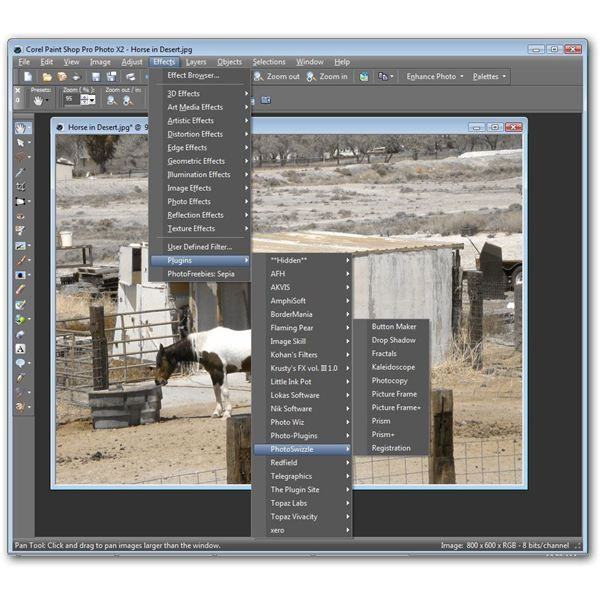 Top 10 Free Paint Shop Pro Plugins - Expand Your Digital Photo Editing Capabilities