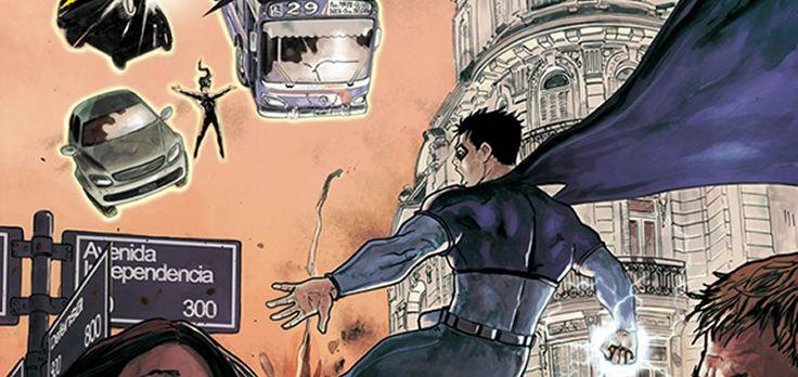 Fanáticos del comic ya pueden gritar: Siii, al fin, la Comic-Con llega a la Argentina. La convención de comics más reseñada a nivel internacional hace su aparición este fin de semana en Buenos Aires, los días 13,14 y 15 de diciembre, en el Predio Ferial El Dorrego con invitados nacionales e internacionales, bandas en vivo, cosplay, exhibiciones, stands y mucho más. Nota completa: http://plandmag.com/comic-con-argentina/ #plandmag #comics #ComiCCon #Argentina