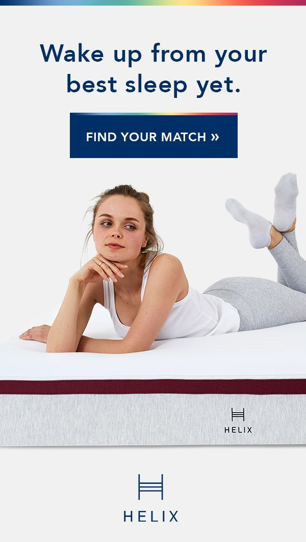 Take Our Sleep Dna Quiz And Find Your Perfect Mattress Match Out Why Customers Report A 36 Better Quality On Helix