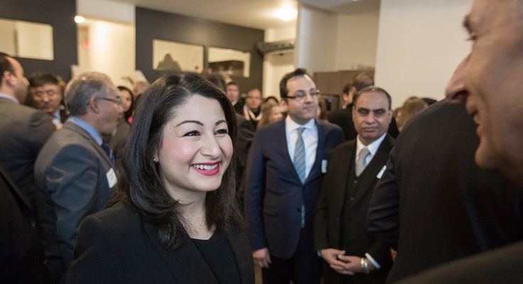 Prime Minister Justin Trudeau and Minister Monsef meet with members of the Kawartha Muslim Religious Association in Peterborough | Prime Minister of Canada