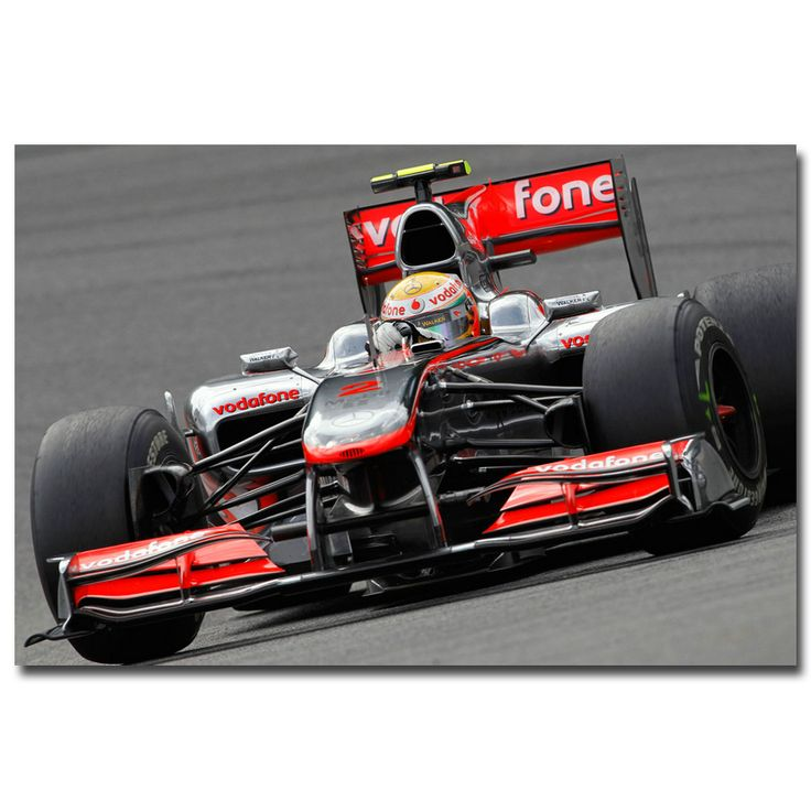 Lewis Hamilton Art Silk Fabric Poster Print 13x20 24x36inch Formula 1 World Championship Picture For Living Room Decoration 015 //Price: $9.79 & FREE Shipping //     #hashtag4