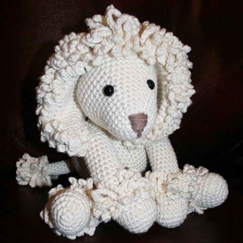 Crochet Poodle - Free Pattern (Crochet For Children ...