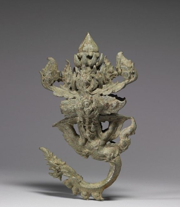 Palanquin Hook. Cambodian (Artist) PERIOD late 12th-early 13th century