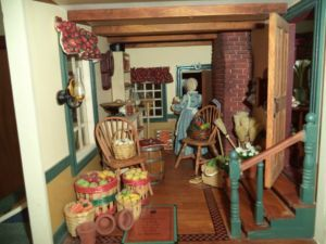 Heartland Hollow Doll House by The Franklin Mintimage3
