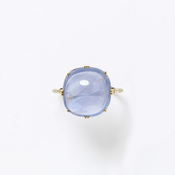 Star sapphire ring, Europe, ca. 1850 l Victoria and Albert Museum