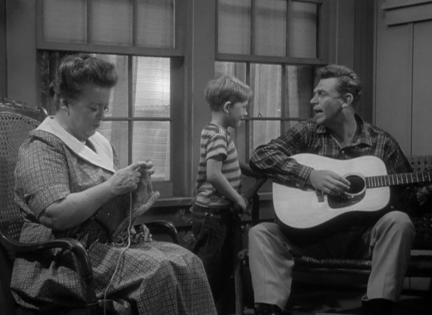 frances bavier and andy griffith relationship