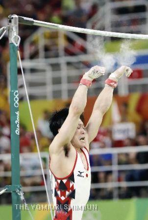 体操男子 日本は後退 | 2016 リオオリンピック つぶやく五輪ニュース