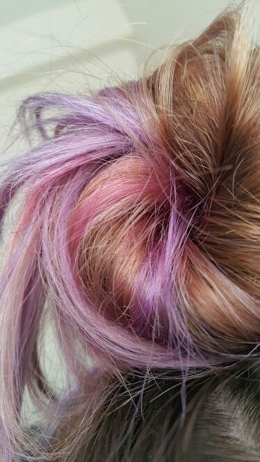 #colorful #bun