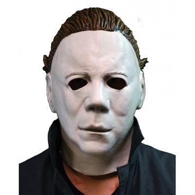 Disfraces de Halloween: Máscara de Michael Myers de Halloween II