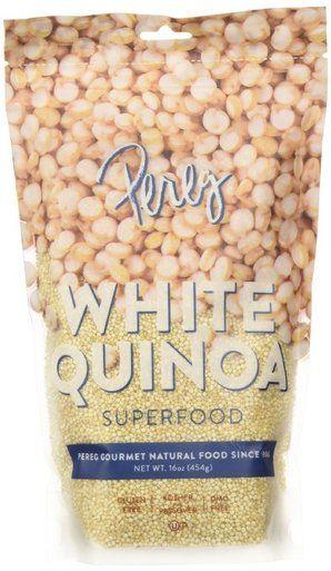 Pereg White Quinoa Superfood, 16 oz.