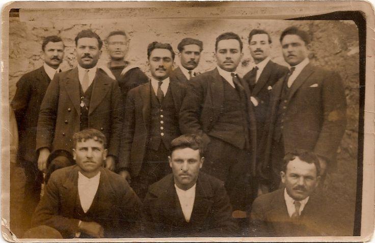 1925 Ενθύμιον Τρίτης του Πάσχα Μέγαρα