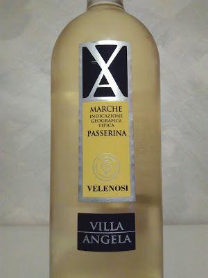 VINI AL SUPERMERCATO: Passerina Villa Angela Marche Igt, Velenosi Ascoli...