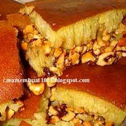Martabak Manis Bandung (Sweet Martabak Cake)