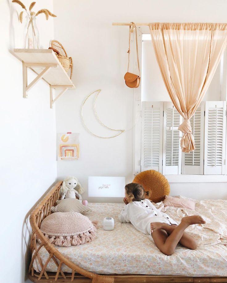 Chambre d'enfant douce