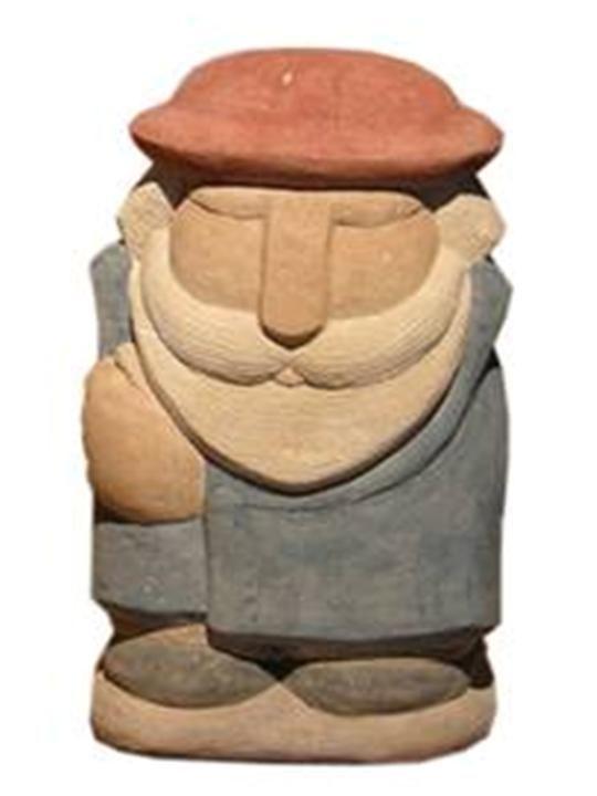 Pietro Gurrado, scultura policroma in Pietra Leccese https://www.facebook.com/photo.php?fbid=10202219879525419&set=gm.1531086920452845&type=1&theater