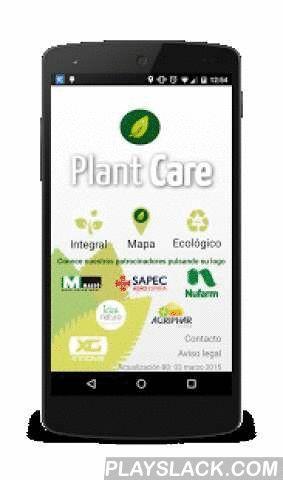 PlantCare Pro - Fitosanitarios  Android App - playslack.com ,  PlantCare Pro es una aplicación dirigida a Agrónomos, y aficionados a la agricultura, que contiene la información de todos los productos FITOSANITARIOS registrados en el Ministerio de Agricultura.Con esta aplicación usted podrá encontrar el producto, la dosis y la aplicación necesaria para tratar a su cultivo de su plaga o enfermedad especifica.En la base de datos interna, encontrará todos los productos registrados actualmente en…