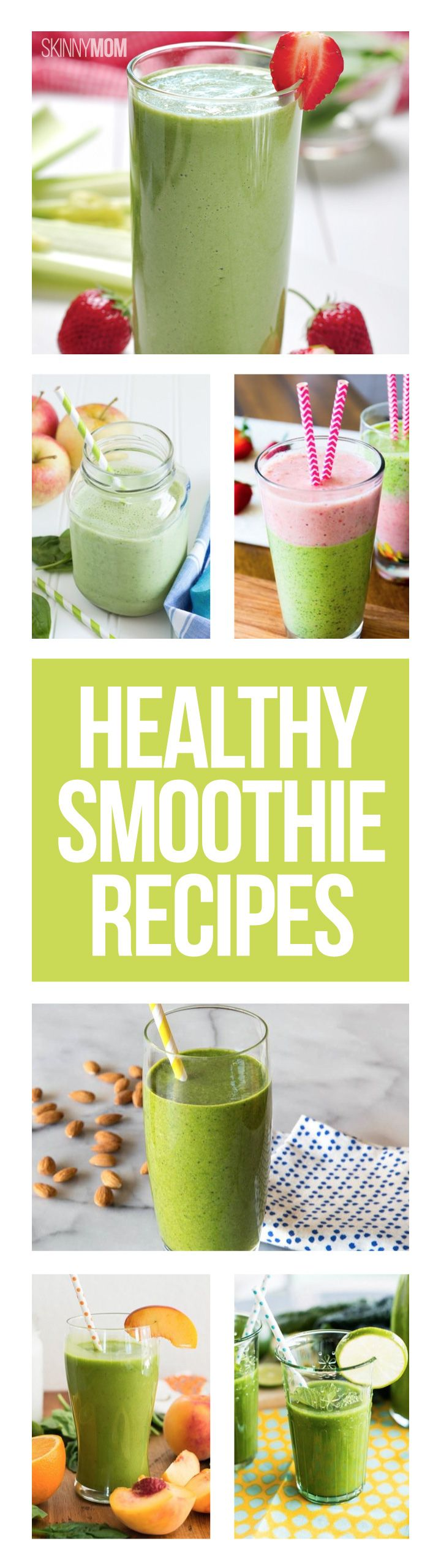 You won't believe how tasty these green smoothies are!