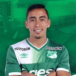 Equipo Profesional Deportivo Cali 2017 - Fabian Sampueza