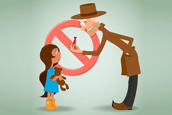 reglas de seguridad para los niños