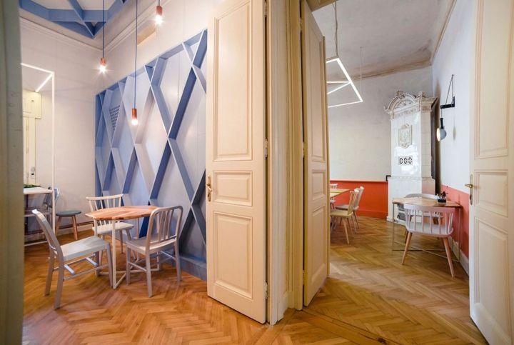 Simbio Kitchen & Bar by SYAA, Bucharest – Romania » Retail Design Blog