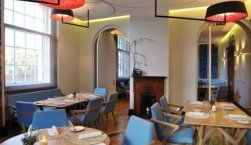 "Viajante Eclectic | Bethnal Green Food26 Decor22 Service26 Cost£101   Ratings are out of 30. Key to ratings Question   Chef Nuno Mendes ""tra..."