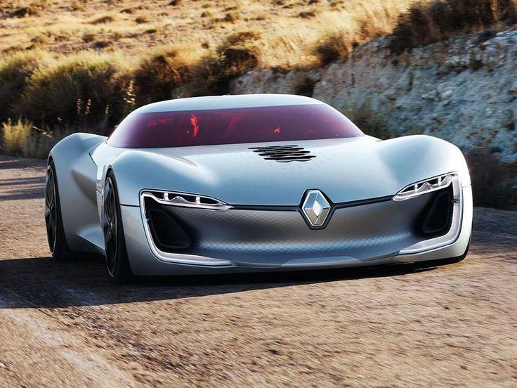 Schönstes Concept Car: Renault Trezor gewinnt Concorso d'Eleganza Villa d'Este