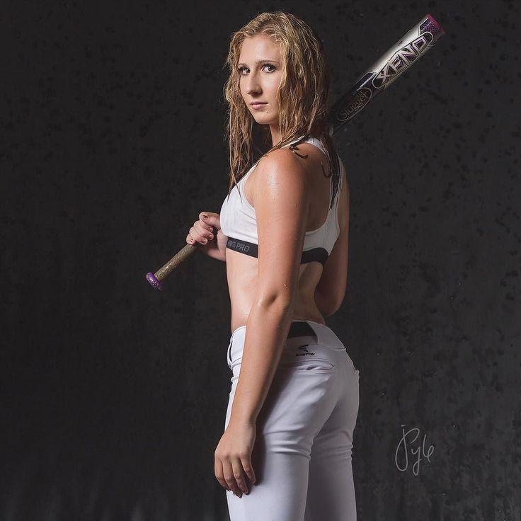 Staring you down on her #birthday. #hchs #senior #softball @abigailwhite08 www.johnpyle.com #jpyle #jpylesenior #johnpyle #athlete #softballlife
