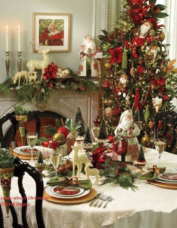 centros de mesa de navidad elegantes y con estilo centros