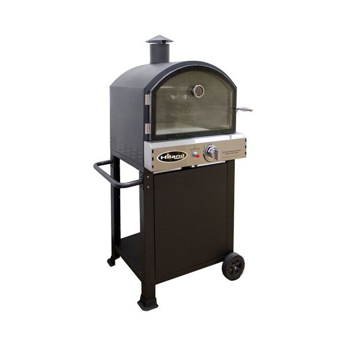 You'll love the Stainless Steel Romana Pizza Oven at Wayfair - Great Deals on all Outdoor  products with Free Shipping on most stuff, even the big stuff.