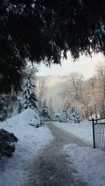 #Szczawnica #Pieniny #Zima #Góry #narty